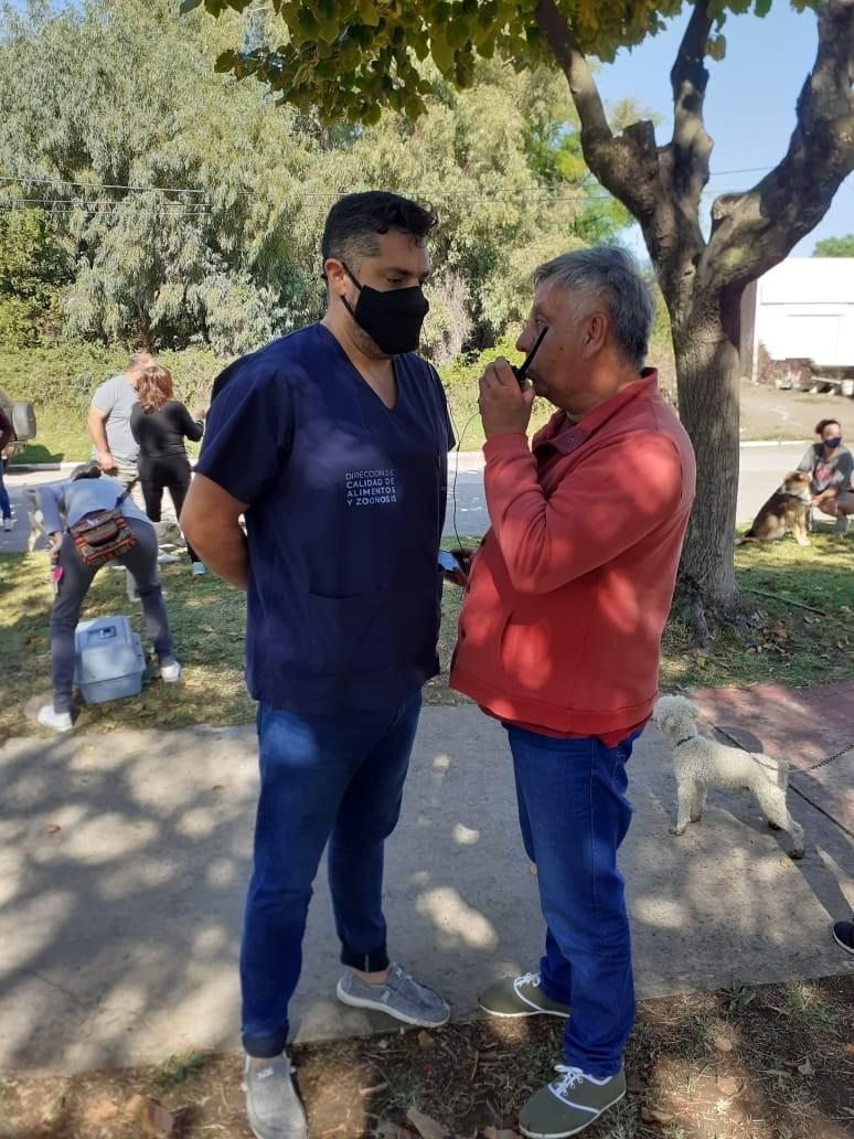 Fin de la Campaña de Vacunación Antirrábica de forma exitosa: Enzo Solondoeta habló en Radio Urdampilleta
