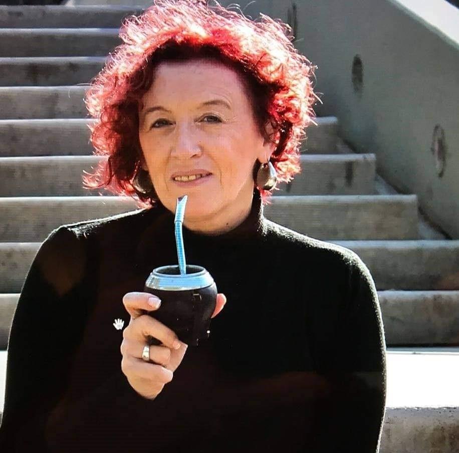 """Claudia Bordignon: """"Cuando uno vuelve a Urdampilleta siempre se encuentra con algo distinto, lo que demuestra que  el pueblo tiene ganas de crecer"""""""
