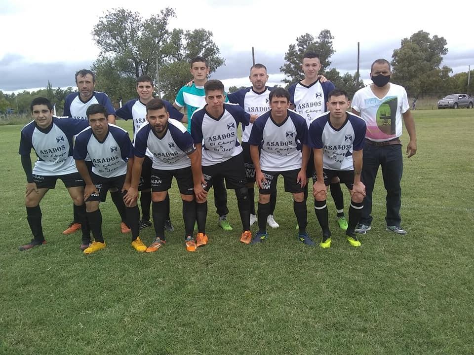 Comenzó el torneo cuadrangular del Fútbol Rural