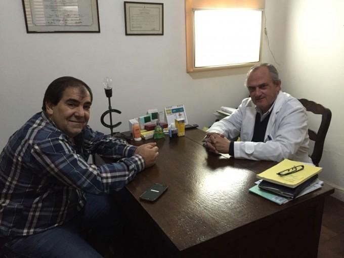 """Salamanco: """"El Servicio de Rehabilitación Integral atiende a un gran número de pacientes de toda la zona"""""""