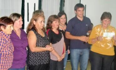 Se realizó la fiesta de 'Casa Hogar' en el 'Centro Complementario N° 804