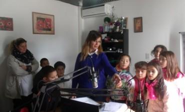 Los alumnos de la Escuela Primaria N°22 harán un segmento en 'El Portal de la Mañana'