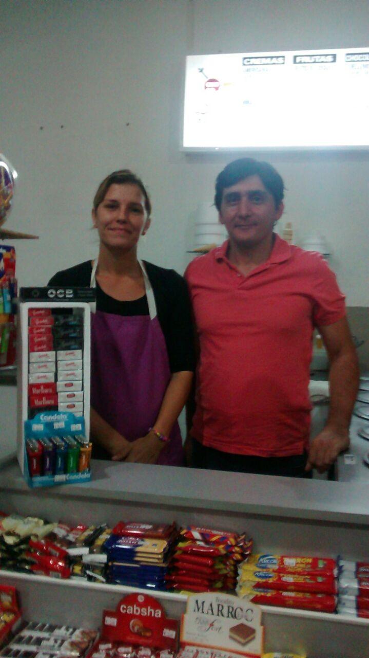 'Heladería Chocolate' con nuevos propietarios y nuevos servicios