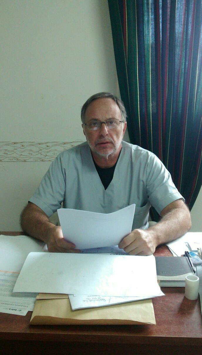 Dr. Jose Maria Maluendez en su 'Espacio de Salud', informó sobre el Cáncer de Cuello Uterino