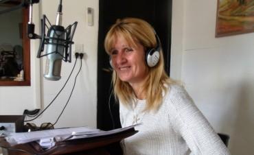 Verónica Palacios fue la beneficiada con el sorteo de la casa en Pirovano por el cumpleaños de la Dra. Bibiana Bonetti