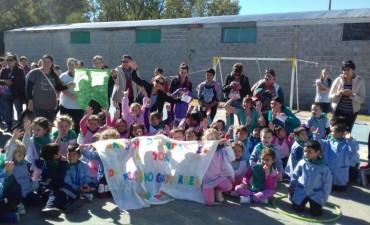 Jardín de Infantes N°902 participó del encuentro distrital de jardines en Bolívar