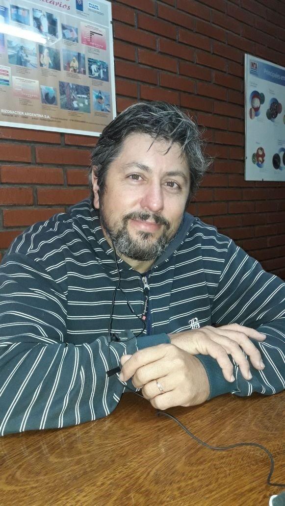 Ramiro Amado: 'La entrega de semillas va a estar dirigida hacia quienes se capaciten