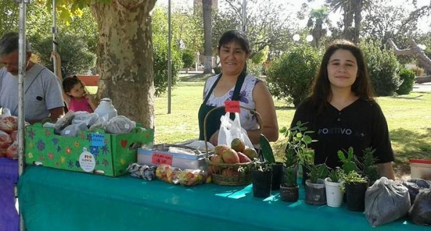 Primera excursión de la Feria Verde en Urdampilleta