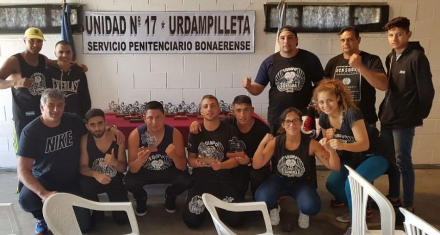 Boxeo: Se realizó el 1º encuentro de deporte en contexto de encierro en la U17