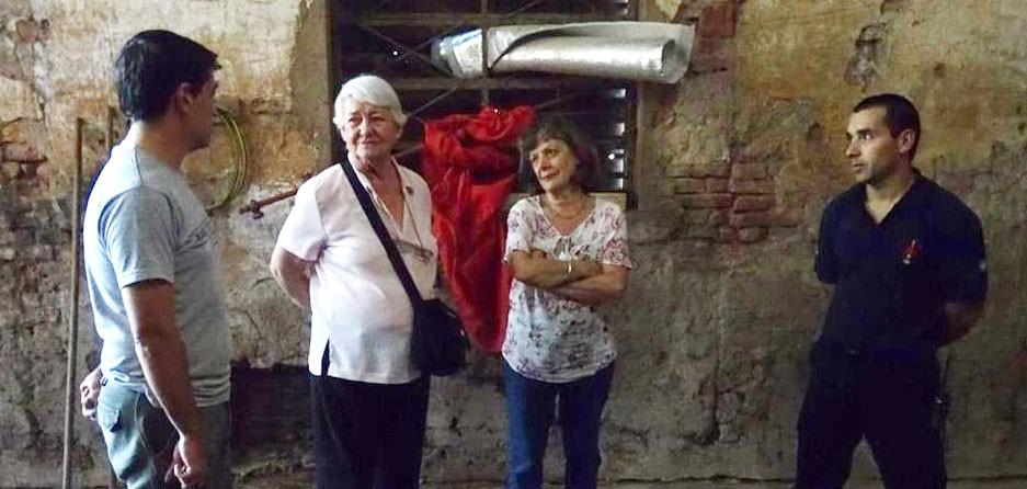 Astorga: 'La donación de Ana es el puntapié del progreso que ha hecho Bomberos de Pirovano'