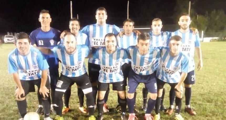 Veterano y Futbol Club sellaron la 4° fecha de la Copa Ciudad con un empate
