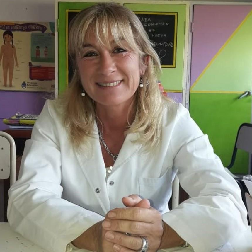 Liliana Cherubini: 'No puedo imaginarme aún el día después de mi jubilación'