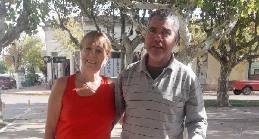 Vivero Leoneles está atendiendo a sus clientes urdampilletenses