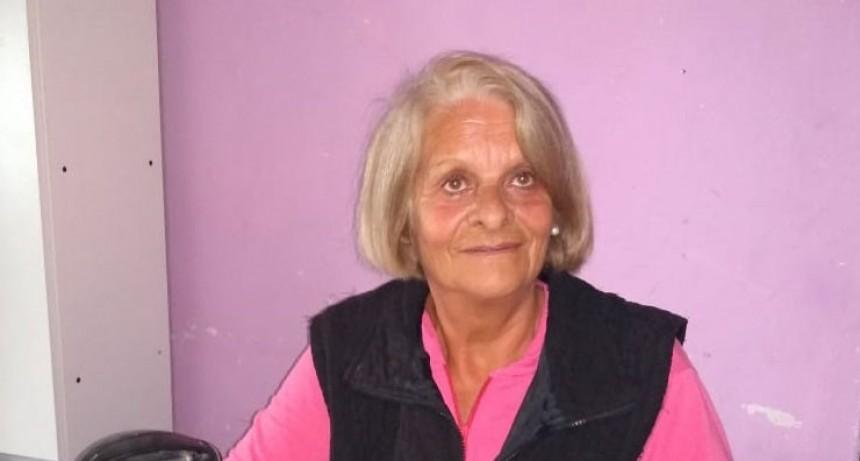 Dora Negretti: 'No me alcanza para agradecer a todos los que me ayudaron'