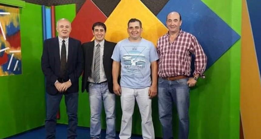 Cablecolor Pirovano comenzó nuevamente a emitir su ciclo informativo '7 días'