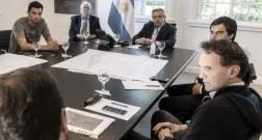 Fernández anunció la ampliación de la red nacional de Hospitales Modulares de Emergencia