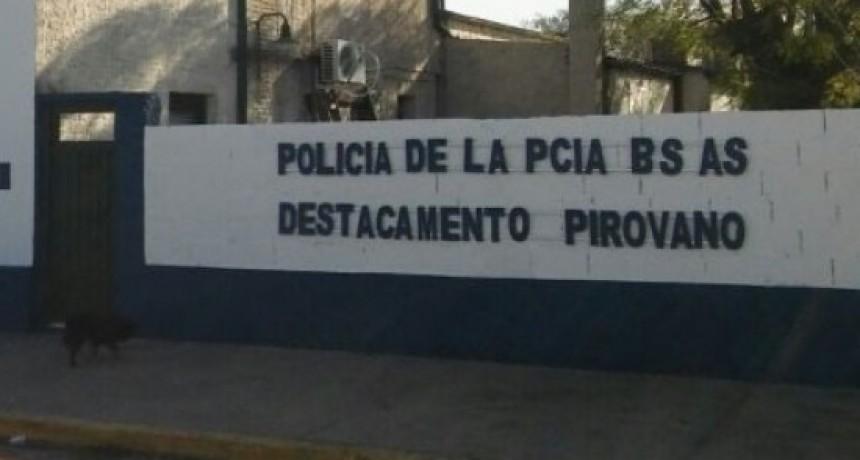Leonel Ricci; 'Tengo que agradecer a todos los vecinos de Pirovano que se comprometen a cuidarse entre todos'