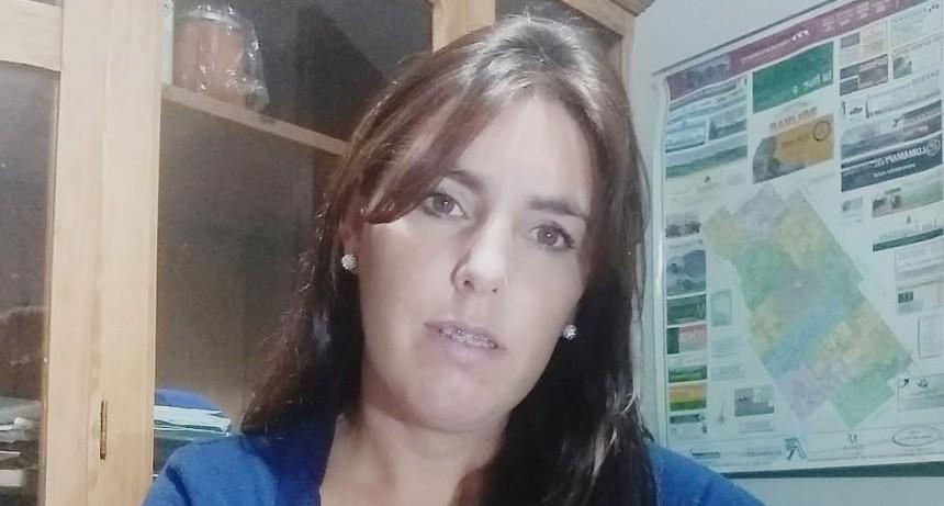 Estefanía Doorish; 'Son momentos muy emocionales y es importante poder reconocer a quienes nos están cuidando'