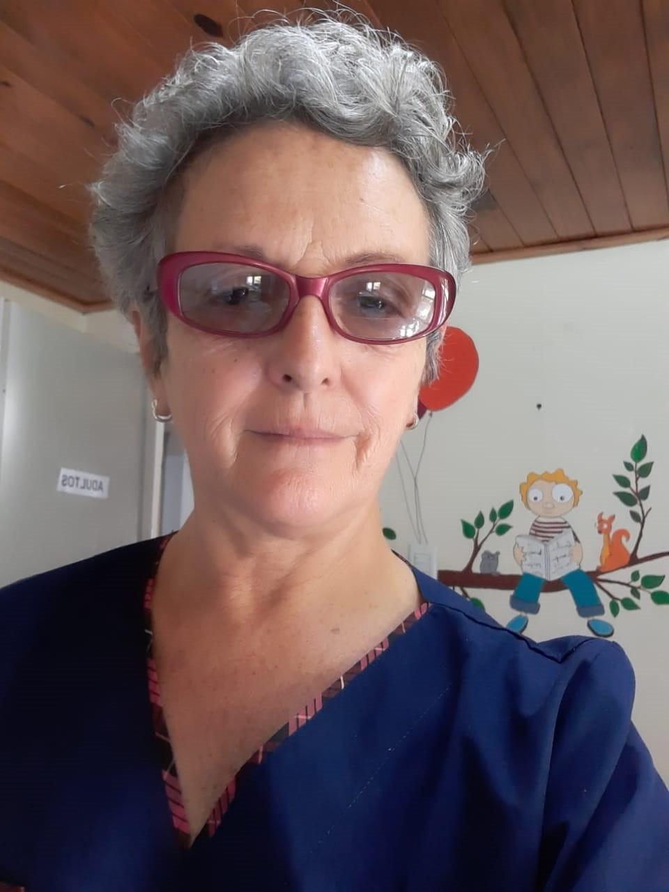 Doctora Adriana Adrover: