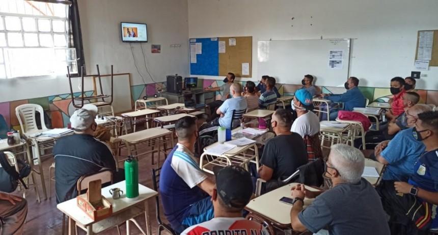 Alumnos Universitarios alojados en cárceles de Sierra Chica participaron del 2do Festival de El Musguito