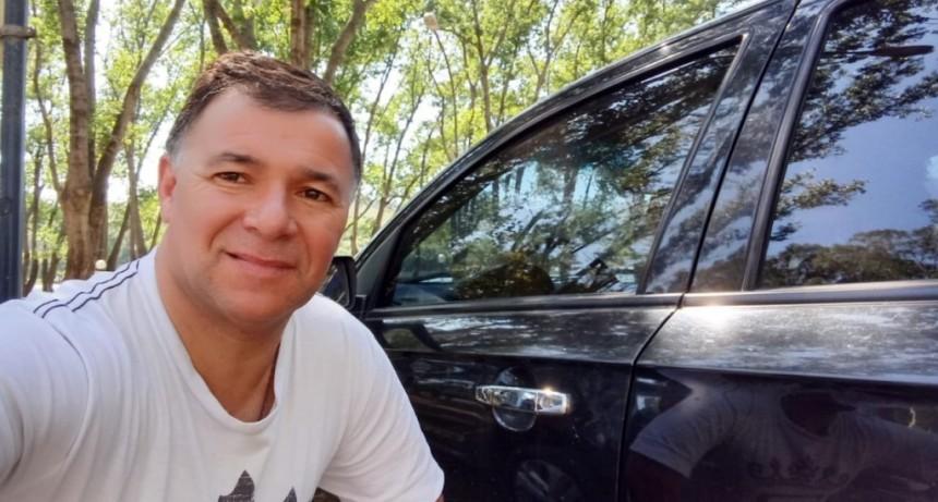 """Daniel Romero: """"Estamos con muchas ganas de encarar este proyecto de El Fortín para el Futbol Rural"""""""