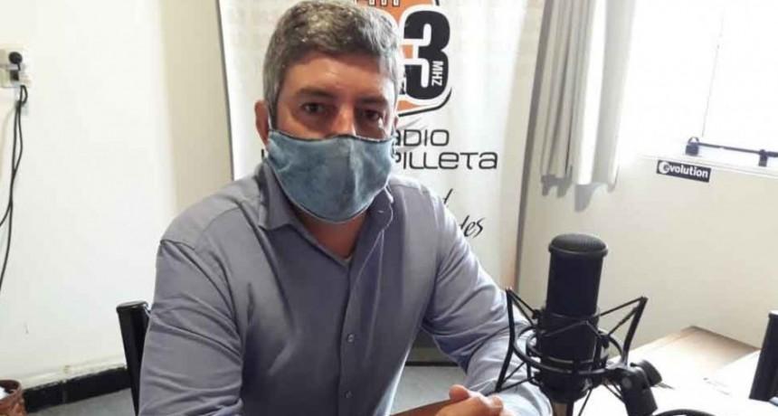 Agustín Puleo Zubillaga, Delegado de Urdampilleta nos cuenta las últimas novedades