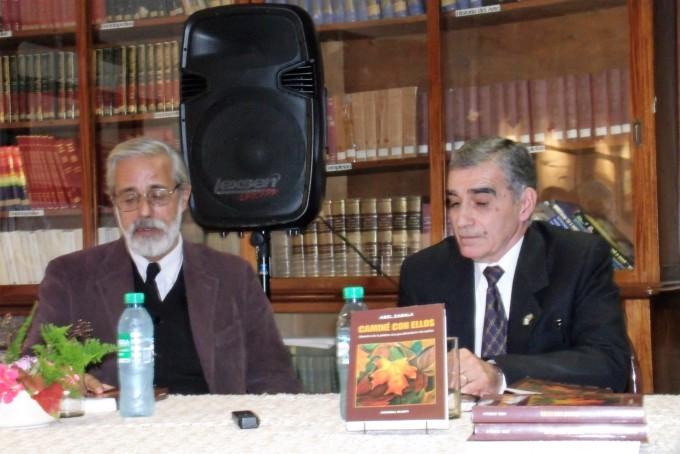 """Abel Zabala: """"El payador es el vocero de su pueblo"""""""
