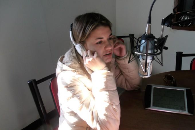 Bianca Distel participó de la Expo Dero 2016