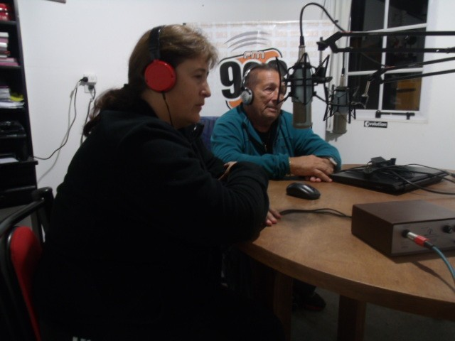 Boucíguez y Schiavone: 'Si trabajamos entre todos, la discapacidad pasa a un segundo plano'