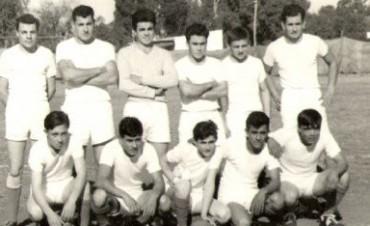 Equipo de fútbol 'Los Merengues' cumplió su 54 aniversario