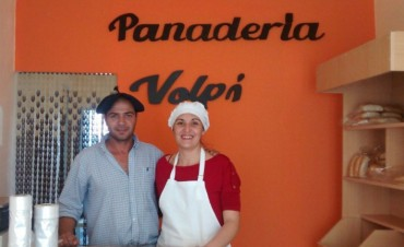 'Radio Urdampilleta' le dio la bienvenida a 'Panaderia Volpi', en la pauta publicitaria