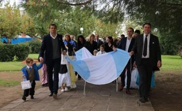 (Audios) Se realizó el Acto Central por el 207° Aniversario de la Patria Argentina