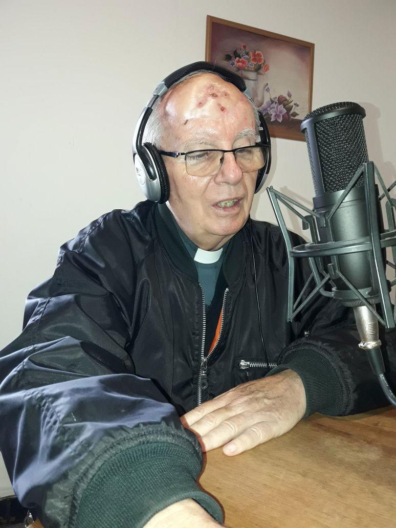 Padre Peter Oliver: Celebración de la Virgen de Lujan