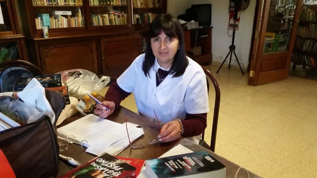 La biblioteca Sarmiento adquirió nuevo material en su visita a la Feria del Libro