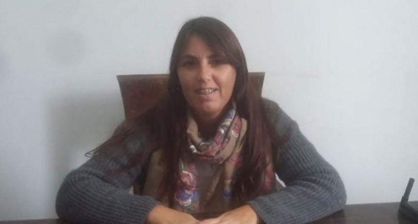 Estefanía Doorish: 'Pensamos actividades que ayuden a paliar la situación económica que se está viviendo'