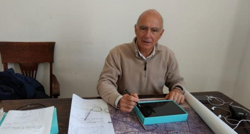 Roberto Siolotto: 'El censo es obligatorio y el no realizarlo puede afectar la realización de tramites posteriores'