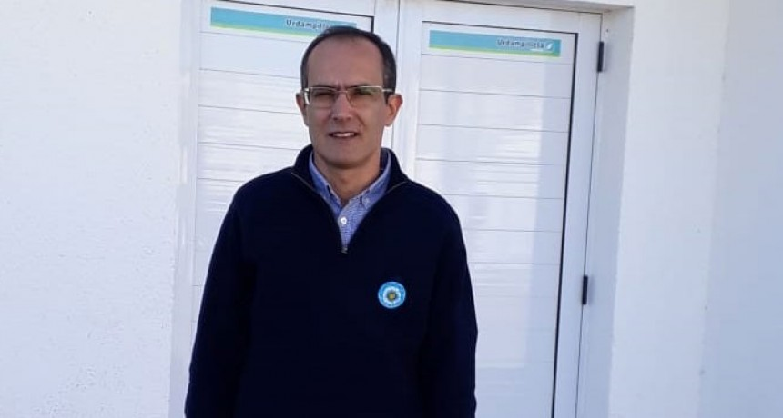 Marcos Pisano: 'Espero que el gobierno nacional reflexione y actúe para contener la realidad de los municipios del interior'