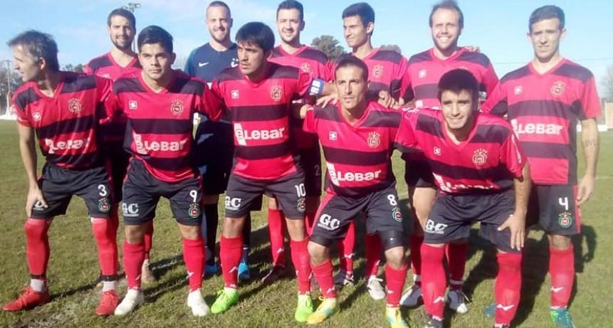 Atlético empato de local por la quinta fecha del liguista pehuajense