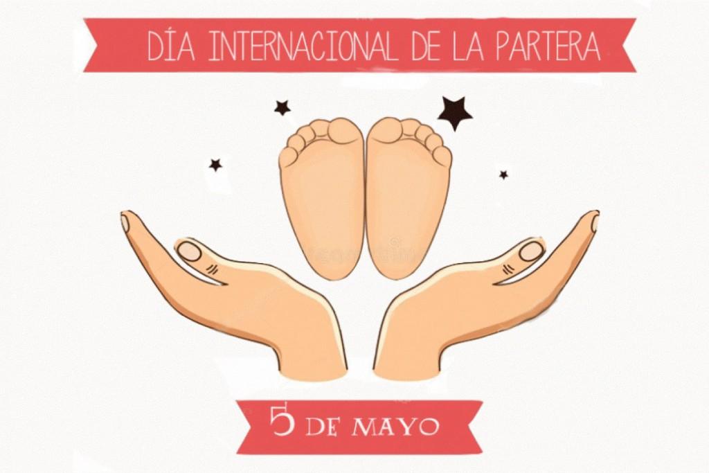 5 de mayo; El Día Internacional de la Matrona o Partera