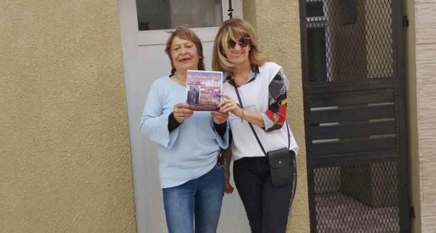 Bibiana Bonnetti; 'Vuelve a reanudarse el sorteo de los días sábados'