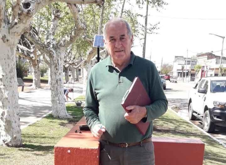Club Atlético Pirovano Juniors cumplió 89 años: Humberto Cabalcagaray habló en Radio Urdampilleta