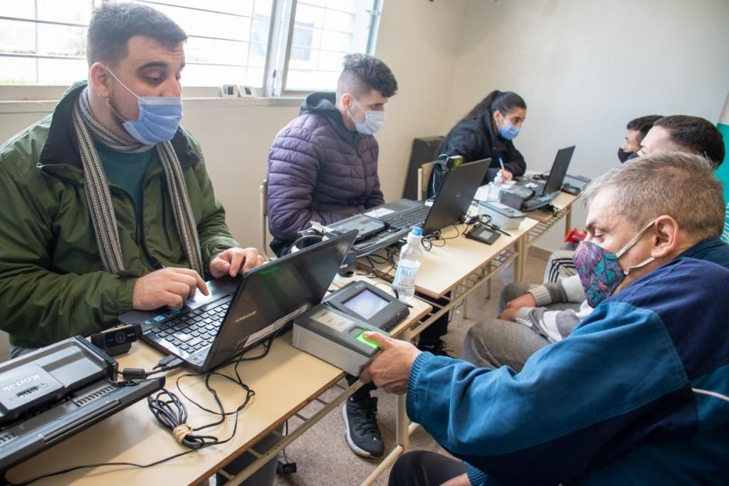 Regularización documentaria: Ya suman más de 3 mil los trámites en toda la provincia