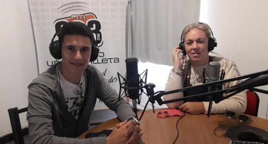 Se realizó una capacitación de Barista en Casa Alma: Tomás Serra y Virginia Achaga hablaron en Radio Urdampilleta