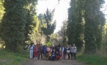 Los chicos del CAJ viajaron a Villa Ventana