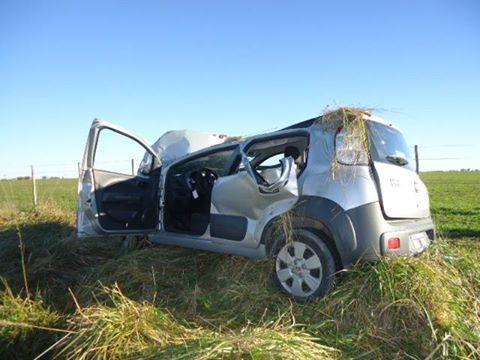 Accidente fatal en ruta 33