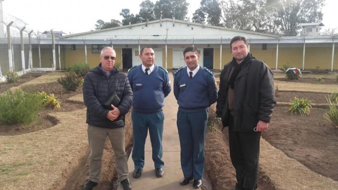 Culto No católico en la Unidad N° 38 de Sierra Chica