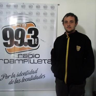 Ignacio Lista estuvo presente en un encuentro de 'Cambiemos' en la ciudad de Tandil