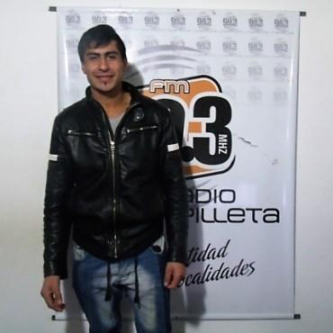 Rodrigo 'Chio' Salazar se enfrentará este viernes a un rival uruguayo en la ciudad de Bolívar