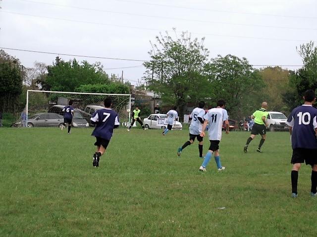 Fútbol Rural Recreativo suspendido