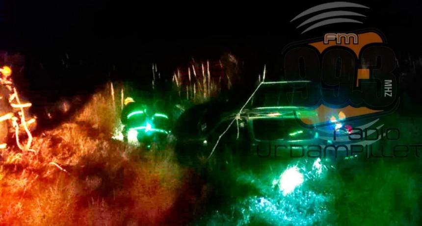 URGENTE: Despiste sin heridos